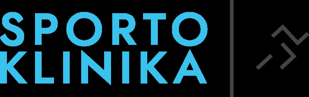 Sporto klinika logotipas